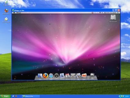Mikogo cross-platform screen sharing