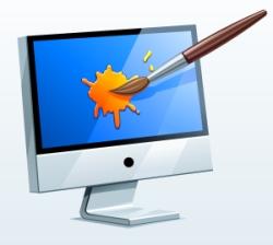 Whiteboard desktop sharing