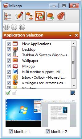 Mikogo Multi Monitor Support