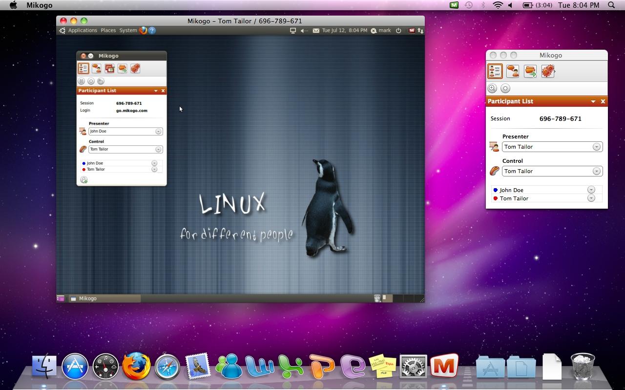 Apple Linux