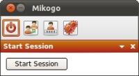 Mikogo Linux Start Session