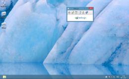 Mikogo on Windows 8 Desktop