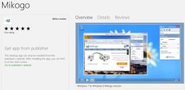Mikogo in Windows Store