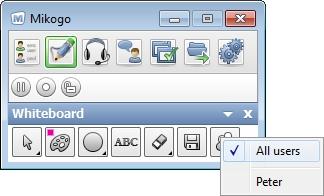 Multi-User Whiteboard
