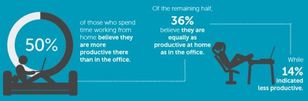 Remote Worker Productivity Debate