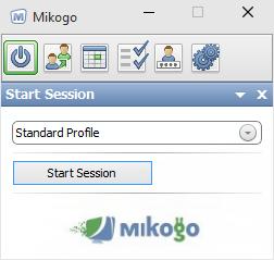 Mikogo Windows 10 Start Session